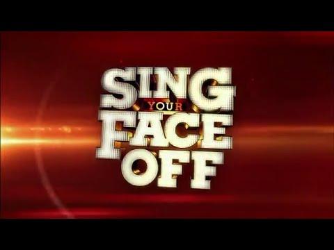 John Barrowman - Sing your face off - 1x01 - 1x02