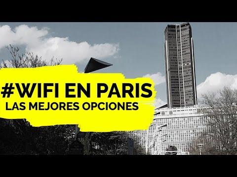 Como tener Wifi en Paris en tu Celular ?