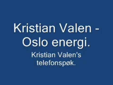 Kristian Valen Oslo energi