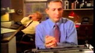 WXYZ Weather Team 1988 Jerry Hodak