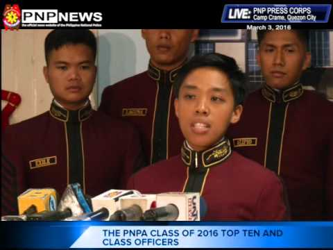 PNPA CLASS OF 2016 MEDIA BRIEFING (Mar  3, 2016)