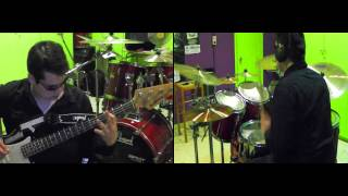 guano apes you can t stop me drum bass cover