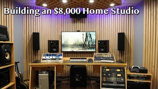 How to Build a Home Studio with $8,000