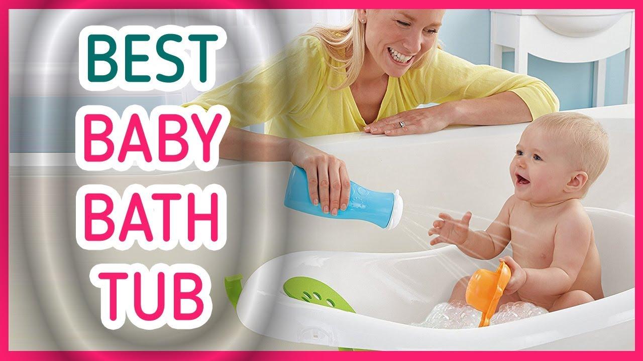 Best Baby Bath tub 2017 & 2018 - Top Five Bath Tub Reviews! - YouTube