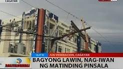 BT: Bagyong Lawin, nag-iwan ng matinding pinsala