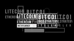 Bitcoin Dice Strategy 0.1 BCH to 0.53 BCH on Bitsler