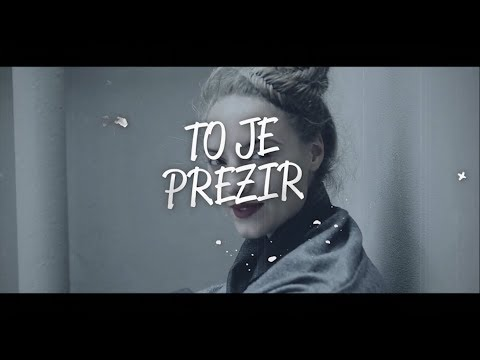 TIJANA DAPČEVIĆ - PREZIR (OFFICIAL LYRIC VIDEO 2019)