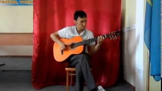 Большая перемена мелодия на гитаре