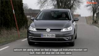 Bilbasen tester VW Golf 2017