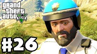 Grand Theft Auto 5 - Gameplay Walkthrough Part 26 - Stealing Cars (GTA 5, XBox 360, PS3)