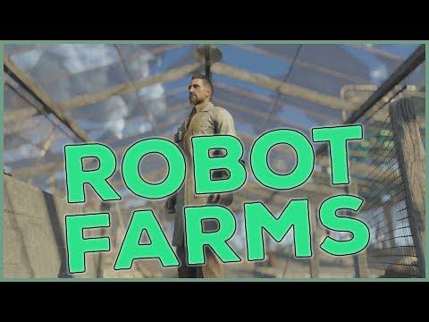 Robot Farm Meta! // Fallout 4: Sim Settlements [Modded] // S4 Ep.2
