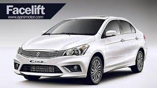 Suzuki Ciaz 2018 Facelift | Launch Date | Features Overview