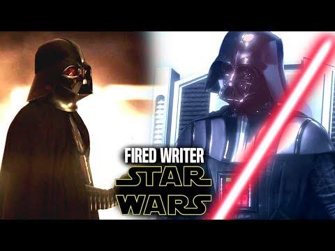 Star Wars! Fired Writer Responds Again! & More (Star Wars News)