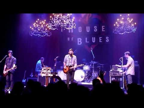 David Crowder Band - Shadows - Live @ House of Blues - San Diego - 2011