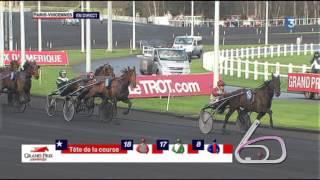 Prix d'Amérique 2013 - Royal Dream (Jean-Philippe Dubois)