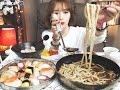 초밥세트,스시또우동 슈기의먹방 Shoogi s Eating Show mukbang