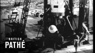 Testflug einer Thor mit Feststoffboostern (1963)