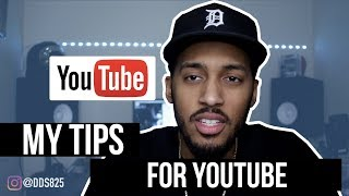 My YouTube Tips For Growing Your Channel as A Producer!