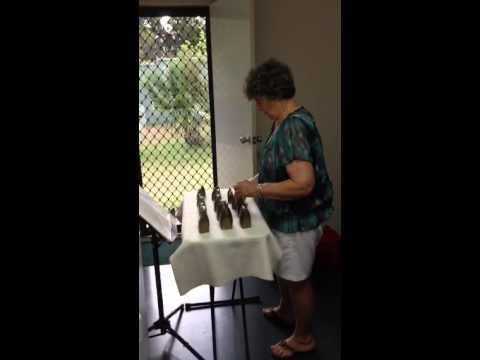 German Cow Bells - Renate Burnell Pt.1