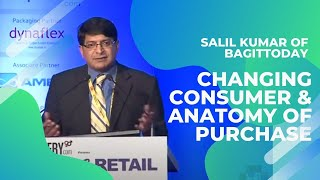 Salil Kumar of Bagittoday at eRetail