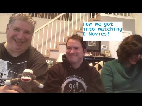 Indie Film Cafe Episode 1: How did we get into watching B Movies