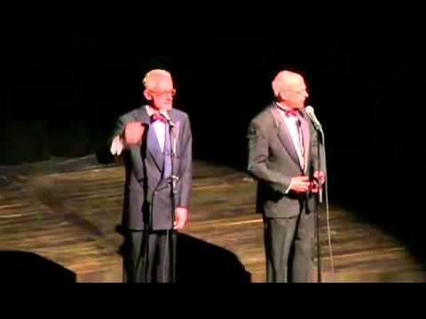 """Jon and James """"In the Spotlight"""" at the WHAT Theater"""