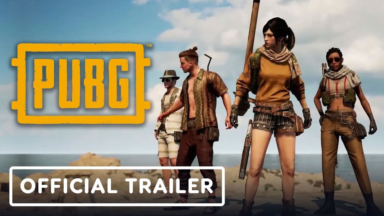 PUBG Season 6 - Official Gameplay