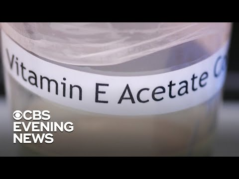 Vitamin E acetate linked to recent vaping illnesses