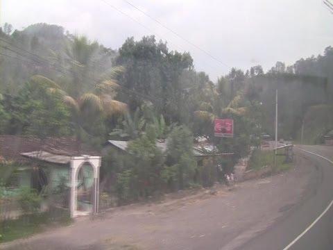 [Honduras] Bus Ride from Tegucigalpa to San Pedro Sula (Aug., 2013)