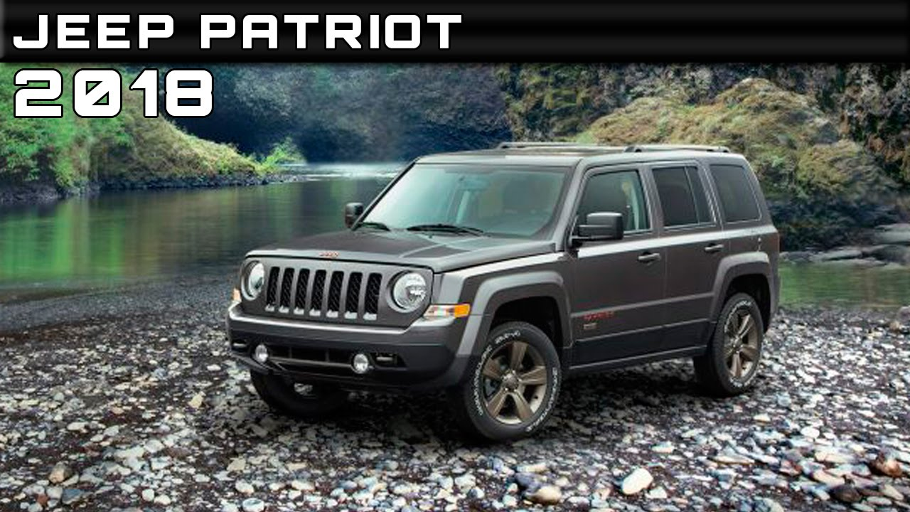 2018 jeep patriot review rendered price specs release date - youtube