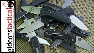 Best Pocket Knives of 2014