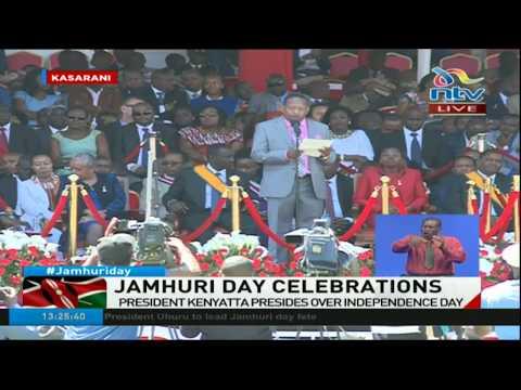 Nairobi Governor, Mike  Sonko's speech during Jamhuri day celebration at Kasarani stadium
