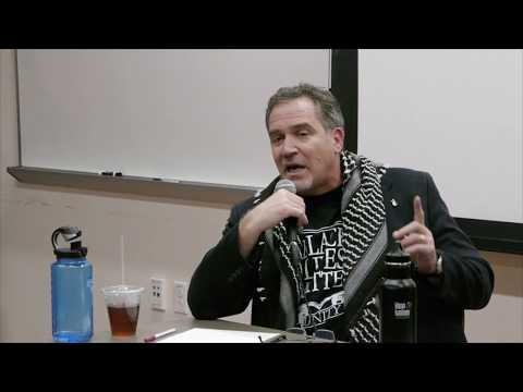 """Miko Peled at UCLA: """"Life-Threatening Attacks on Israel are 'Understandable'"""""""
