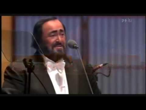 Luciano Pavarotti - Mattinata - 2002