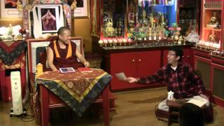 Awarenesses and Knowers with Geshe Ngawang Tenley - 2016-04-13