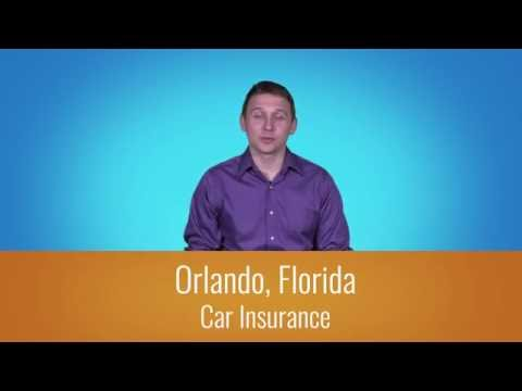 Car Insurance Orlando Fl - 1-800-998-0662