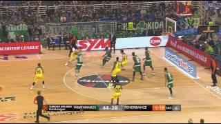 Bogdan Bogdanovic 23pts full highlights against Panathinaikos