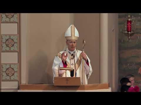 Archbishop Alexander Sample (2018)