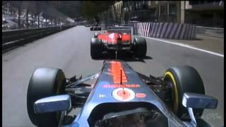 F1 Monaco 2013 highlights