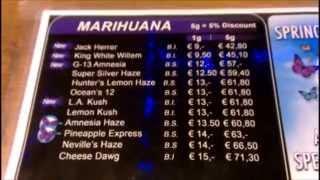 Amsterdam Coffeeshop Hunt 2015/420