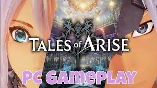Tales of Arise Gameplay Senpai Walkthrough - PC Part 3 - 1440p PC Livestream