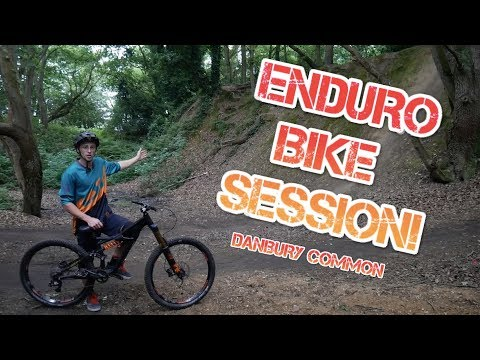 ENDURO BIKE SESH! (danbury common)