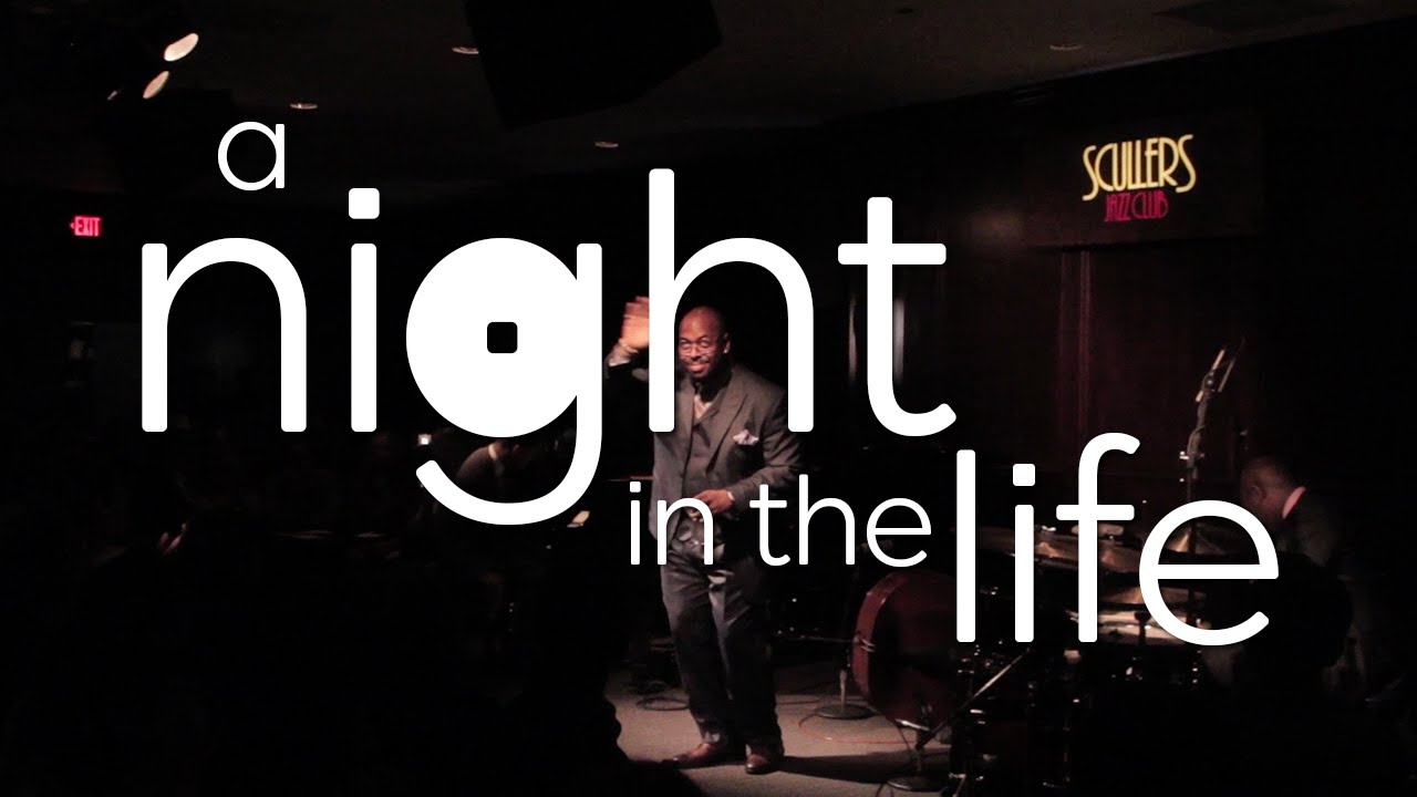 A NIGHT IN THE LIFE: Christian McBride Trio (PART TWO)