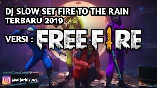 Download Mp3 Dj Set Fire To The Rain Remix Versi Free Fire