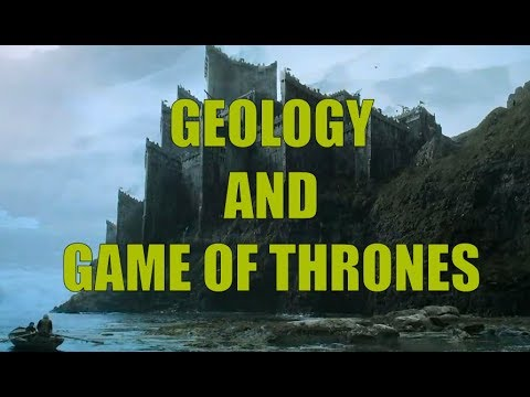 Geology and Game of Thrones