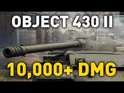World of Tanks || Object 430 II - The Forgotten Brother