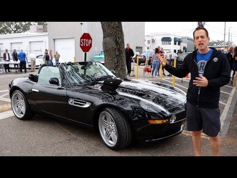 Is 2003 BMW Z8 Alpina Roadster A Car To Be REMEMBERED?