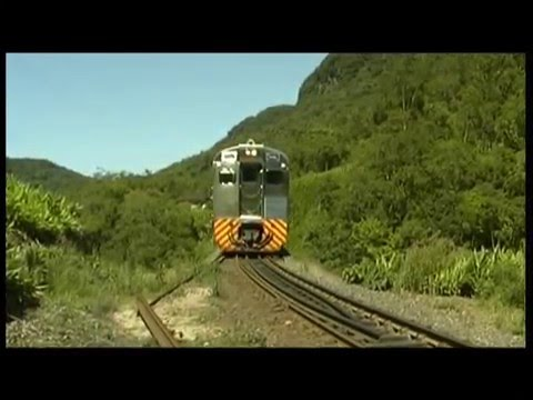 Old Brazil Railway Journeys
