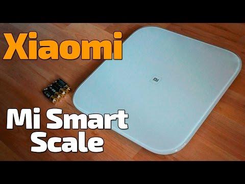 Обзор умных весов Xiaomi Mi Smart Scale