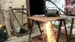 A R TEIFEL steam engineering Boiler Makers yard